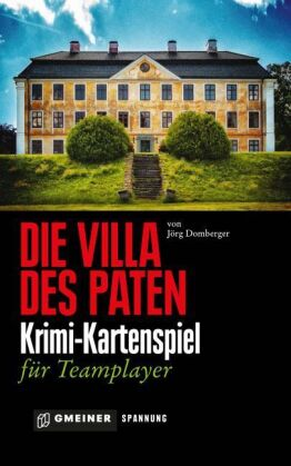 Die Villa des Paten - Krimi-Kartenspiel für Teamplayer