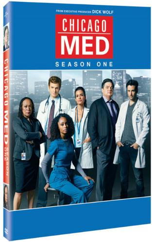 Chicago Med - Season 1 (5 DVDs)