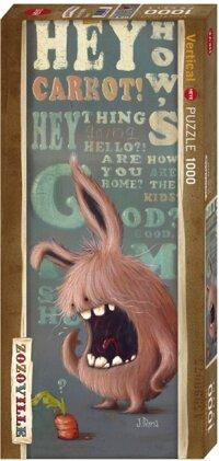Zozoville: Carrot - Puzzle