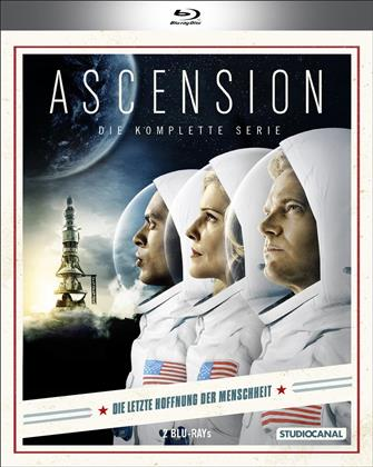 Ascension - Die komplette Serie (2 Blu-rays)