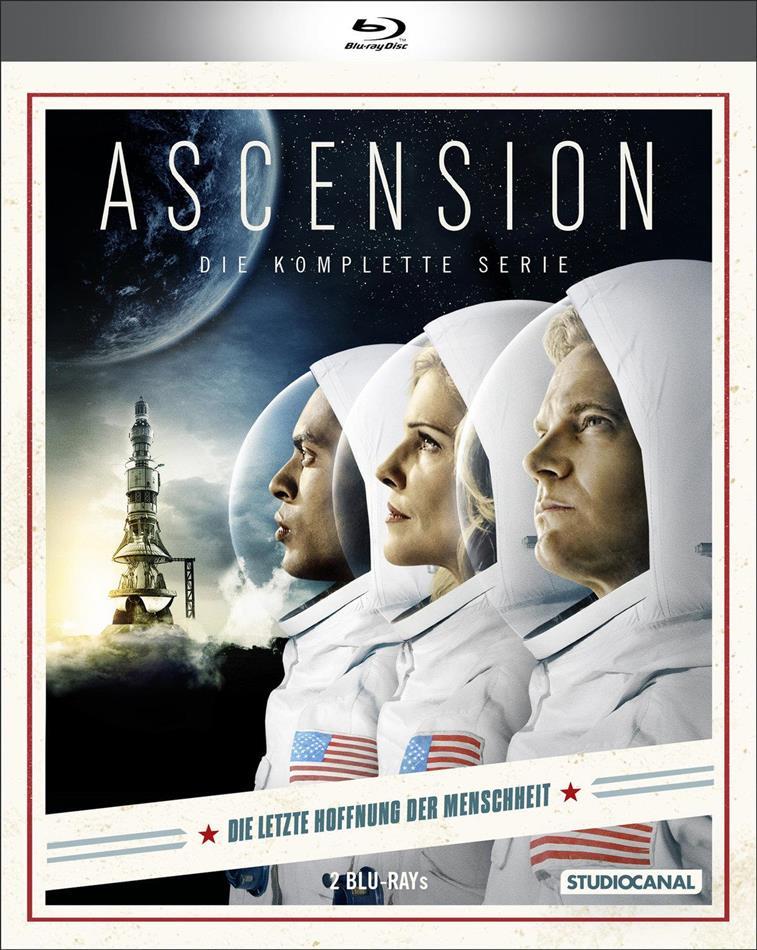 Ascension - Die komplette Serie (2 Blu-rays)