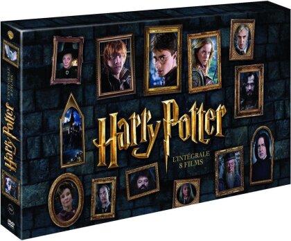 Harry Potter 1 - 7 - L'intégrale (Nouvelle Edition, 8 DVD)