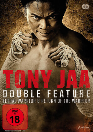 Tony Jaa Double Feature - Lethal Warrior & Return of the Warrior (2 DVDs)