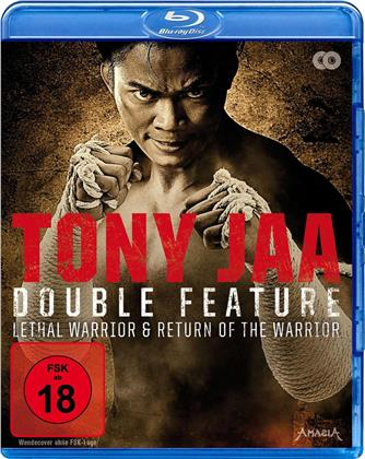 Tony Jaa Double Feature - Lethal Warrior & Return of the Warrior (2 Blu-rays)