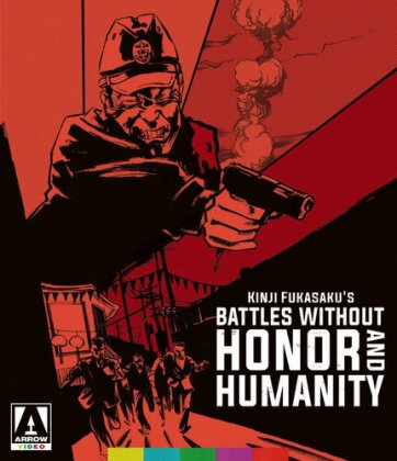 Battles Without Honor And Humanity - Battles Without Honor And Humanity (2PC) (1973) (Special Edition, Blu-ray + DVD)
