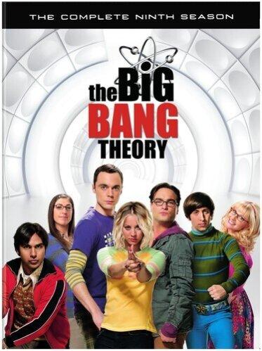 The Big Bang Theory - Season 9 (3 DVDs)