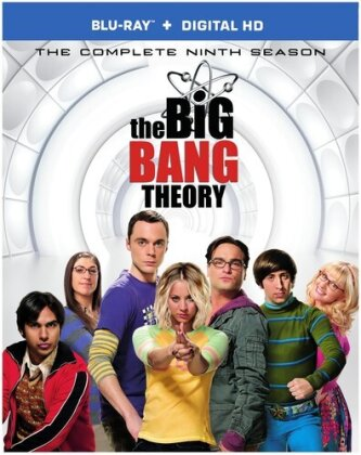 The Big Bang Theory - Season 9 (2 Blu-rays)