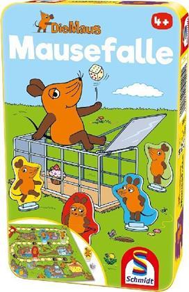 Die Maus - Mausefalle (Kinderspiel)