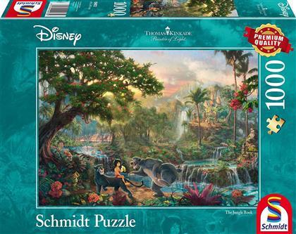 Disney: Dschungelbuch - 1000 Teile Puzzle