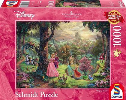 Thomas Kinkade: Disney Dornröschen - 1000 Teile Puzzle