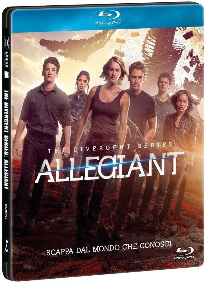 Allegiant - Divergent 3 (2016) (Limited Edition, Steelbook)