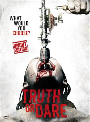 Truth or Dare (2013) (Uncut Edition, Cover A, Limited Edition, Mediabook)