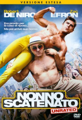 Nonno scatenato (2016) (Extended Edition, Unrated)