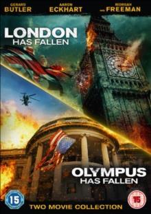 London Has Fallen / Olympus Has Fallen (2 DVDs)