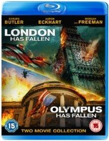 London Has Fallen / Olympus Has Fallen (2 Blu-rays)