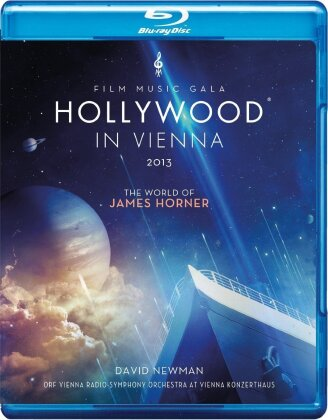 David Newman - Hollywood In Vienna - The World Of James Horner