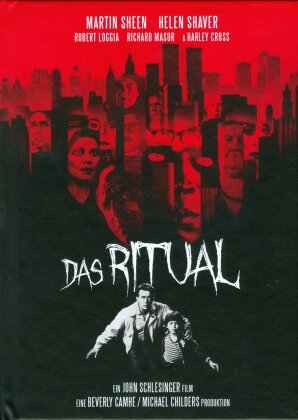 Das Ritual - Cover A (1987) (Limited Edition, Mediabook, Blu-ray + 2 DVDs)