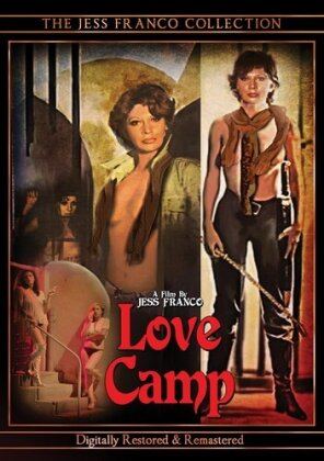 Love Camp (1977) (The Jess Franco Collection, Remastered, Restaurierte Fassung)