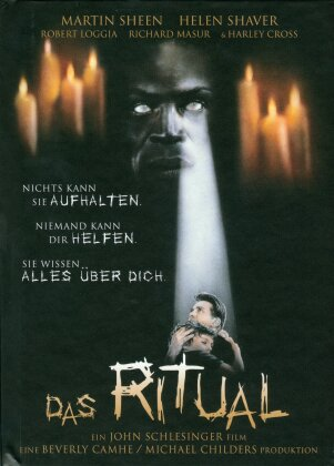 Das Ritual (1987) (Cover B, Limited Edition, Mediabook, Blu-ray + 2 DVDs)