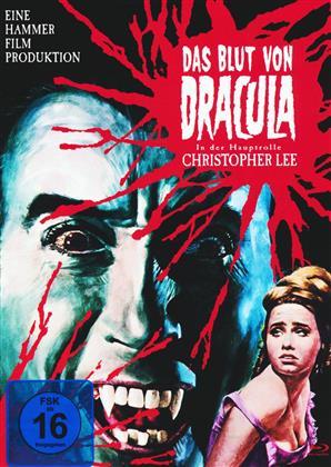 Das Blut von Dracula (1970) (Limited Edition, Mediabook, Blu-ray + DVD)