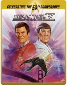 Star Trek 4 - The Voyage Home (1986) (50th Anniversary Limited Edition, Steelbook)