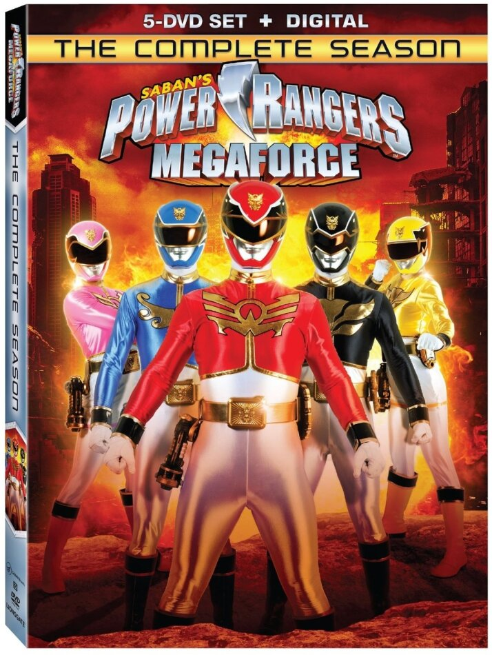Power Rangers (Season 20) Megaforce in Hindi Dubbed ALL Episodes free Download Mp4