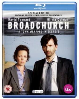 Broadchurch - Series 1 (Special Edition, 2 Blu-rays)