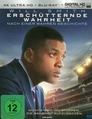 Erschütternde Wahrheit (2015) (4K Ultra HD + Blu-ray)