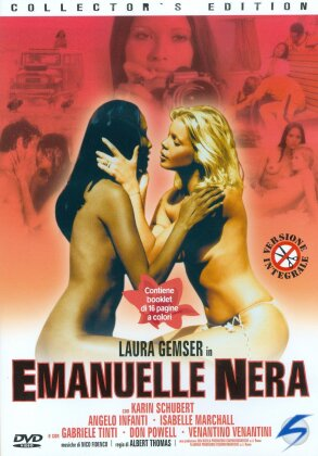 Emanuelle Nera (1975) (Collector's Edition)