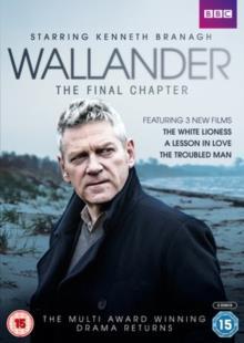 Wallander - Series 4 - The Final Chapter (2 DVDs)