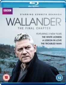 Wallander - Series 4 - The Final Chapter (2 Blu-rays)