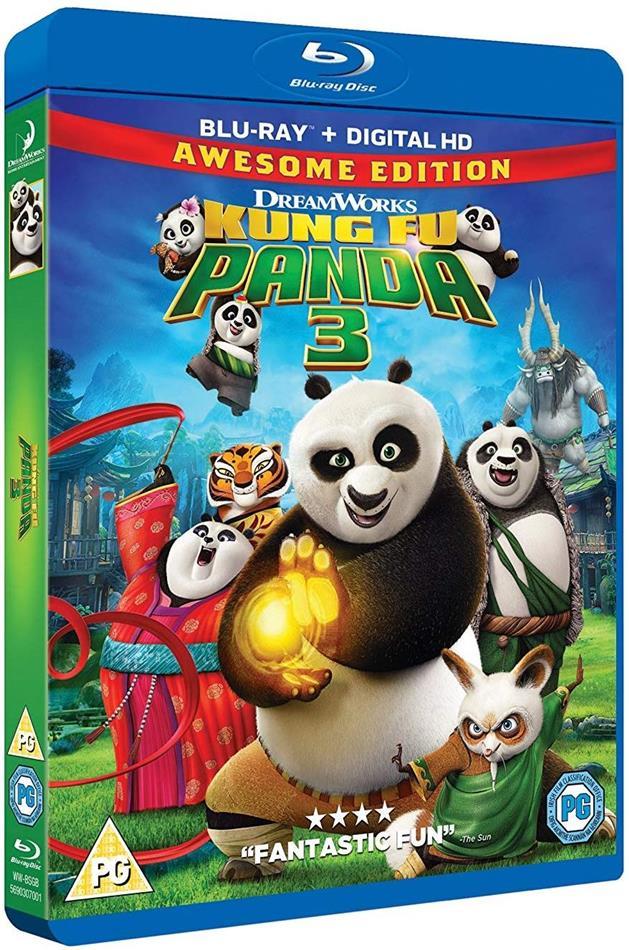 Kung Fu Panda 3 2016 Awesome Edition Cede Com