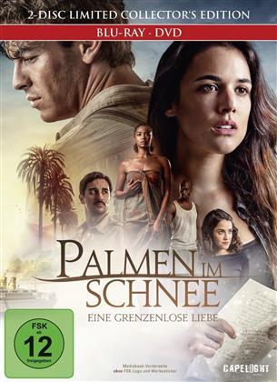 Palmen im Schnee - Eine grenzenlose Liebe (2015) (Limited Collector's Edition, Mediabook, Blu-ray + DVD)
