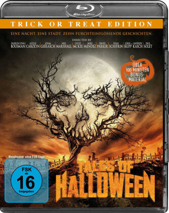 Tales of Halloween (2015) (Trick or Treat Edition)