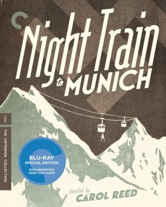 Night Train to Munich (1940) (n/b, Criterion Collection)