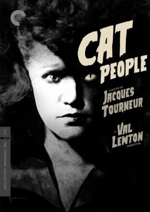Cat People (1942) (s/w, Criterion Collection, 2 DVDs)