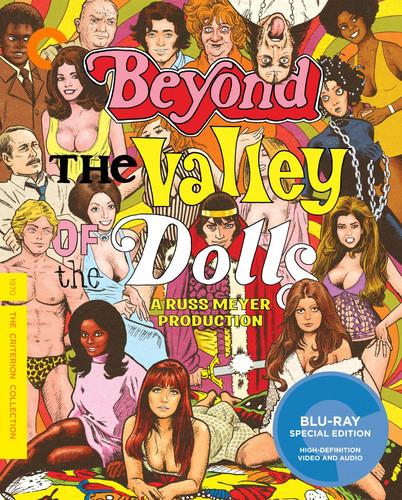 Beyond the Valley of the Dolls (1970) (Criterion Collection)