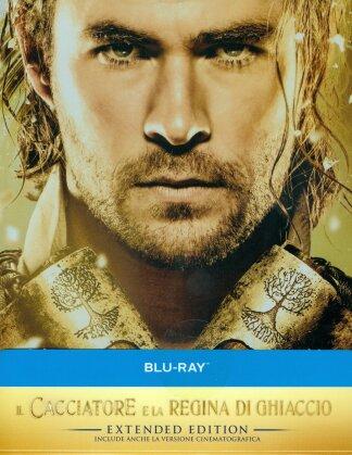 Il cacciatore e la regina di ghiaccio (2016) (Extended Edition, Kinoversion, Limited Edition, Steelbook)