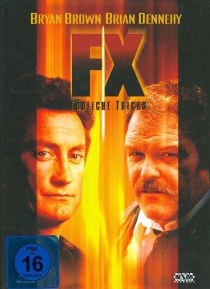 FX - Tödliche Tricks (1986) (Cover C, Limited Edition, Mediabook, Blu-ray + DVD)