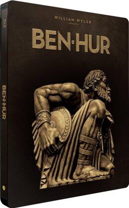 Ben Hur (1959) (Limited Edition, Steelbook, 2 Blu-rays)