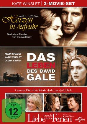 Kate Winslet - 3-Movie Set (3 DVDs)