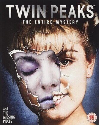 Twin Peaks - The Entire Mystery (10 Blu-rays)