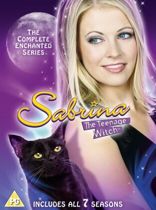 Sabrina - The Teenage Witch - The Complete Enchanted Series (24 DVDs)