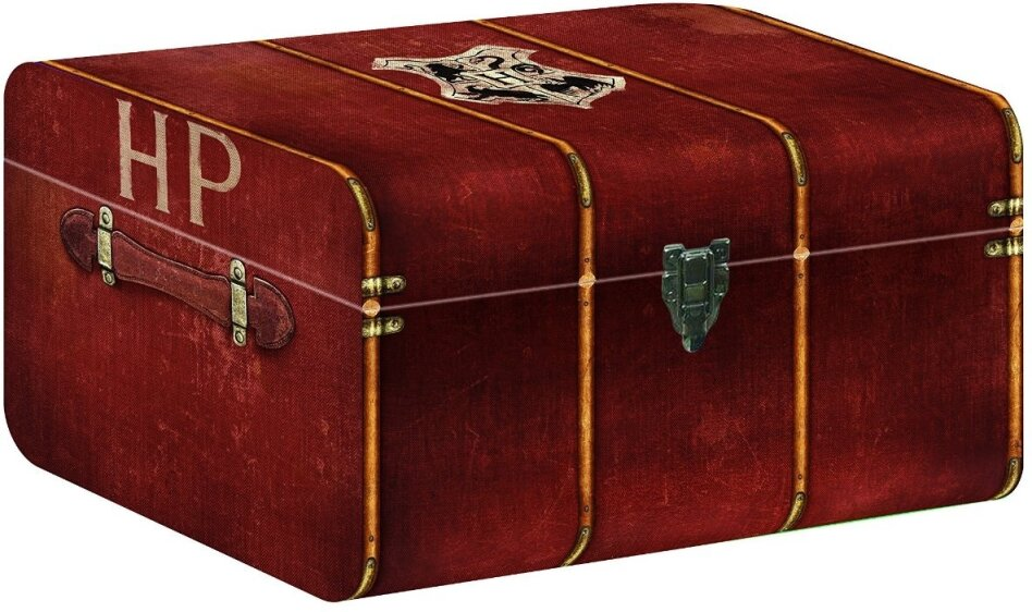 Harry Potter 1 - 7 (Premium Collector's Edition, 18 Blu-rays + 13 DVDs + 7 Bücher)