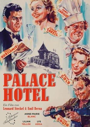 Palace Hotel (1952) (Schweizer Filmklassiker, s/w, Restaurierte Fassung)