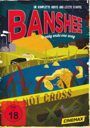 Banshee - Staffel 4 (3 DVDs)