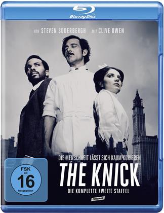 The Knick - Staffel 2 (4 Blu-rays)