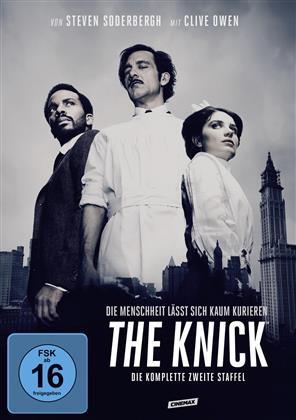 The Knick - Staffel 2 (4 DVDs)