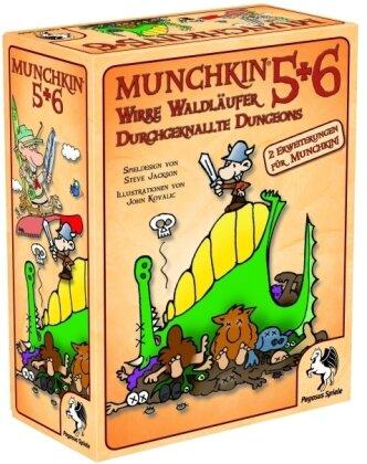 Munchkin Erweiterung 5 + 6