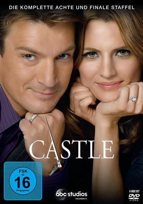 Castle - Staffel 8 - Die finale Staffel (6 DVDs)